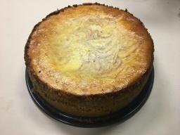 Guava Swirl Cheesecake: What in the Swirl?
