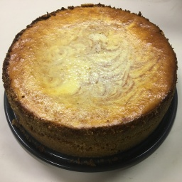 Guava Swirl Cheesecake: What in the Swirl?