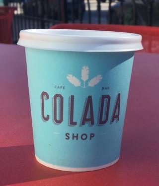 Colada Cafe Cubano
