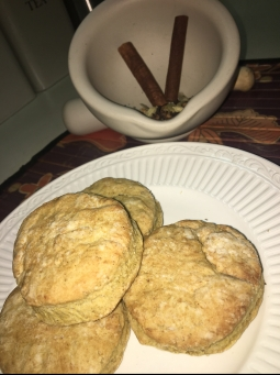 Chai Biscuit + Buen Provecho Amigos