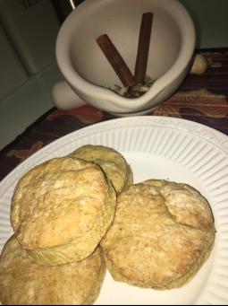 Chai Biscuit + Buen Provecho Amigos
